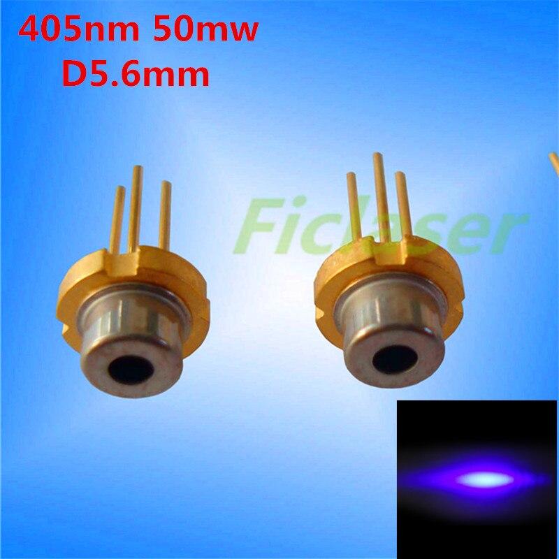 SONY SLD3232VF 405nm Violet/Blue 50mW D5.6mm Laser Diode M Type