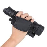 Night VisionNight Infrared Digital Night Vision Monocular Scope 5x40 For 200Meter Zoom 5X IR 5MP Digital