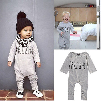 Autumn Newborn Baby Boys Girls Fashion Romper Jumpsuit One-piece Long Sleeve Cotton Casual Clothes 0-30M newborn baby girls jumpsuit rompers boys clothes romper for infant baby girls pajamas spring autumn long sleeve cotton costumes
