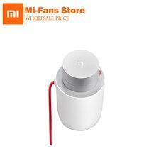 מקורי Xiaomi Mijia 100W נייד לרכב כוח מהפך ממיר DC 12V ל ac 220V עם 5V /2.4A כפולה USB יציאות מטען לרכב