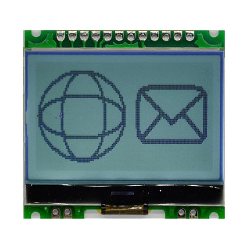 12864 Dot Matrix Module 12864G-086-P LCD Dispaly Module with Backlight COG 5V