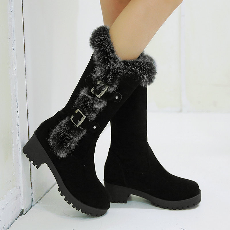 Online Get Cheap Long Fur Boots -Aliexpress.com | Alibaba Group