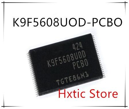 NEW 10PCS LOT K9F5608U0D PCB0 K9F5608UOD PCBO K9F5608U0D K9F5608UOD TSOP48 IC