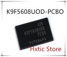 NEW 10PCS/LOT K9F5608U0D-PCB0 K9F5608UOD-PCBO K9F5608U0D K9F5608UOD TSOP48 IC