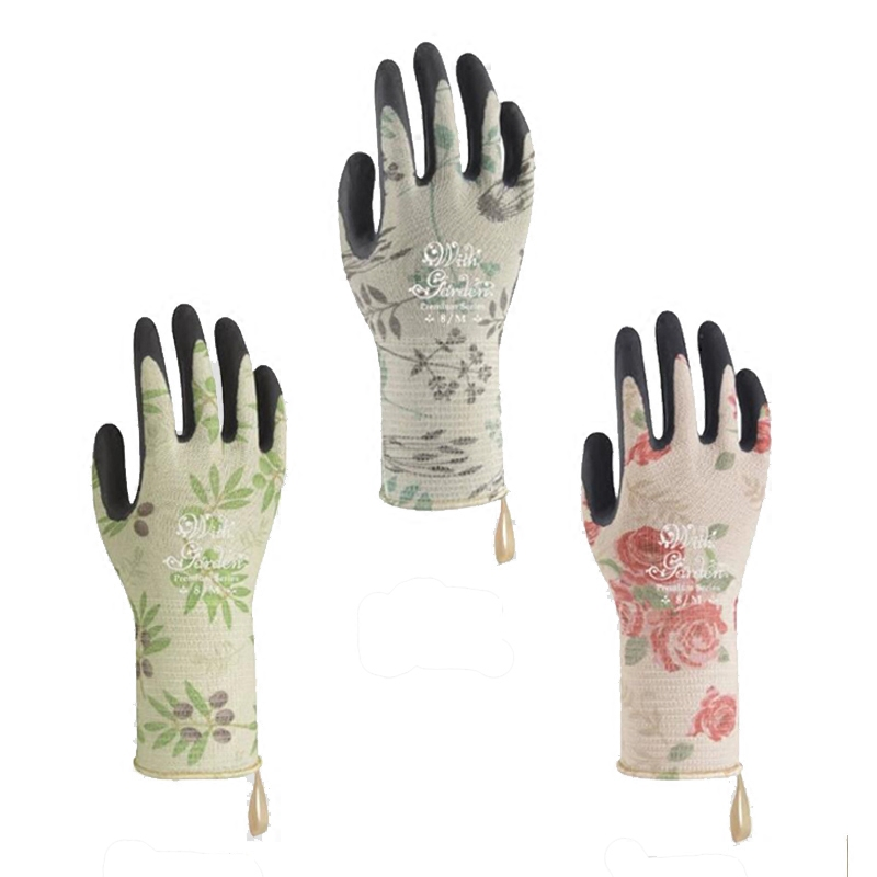 Gardening Safety Gloves For Women  Lady Garden Work  Gloves For Female