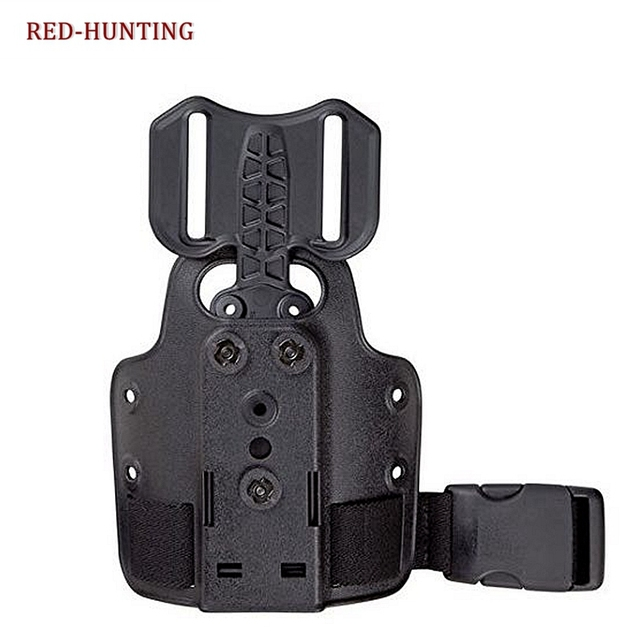Safariland Holster Platform Hunting Tactical Glock 17/19/22/M9/1911 Drop Leg Gun Holster