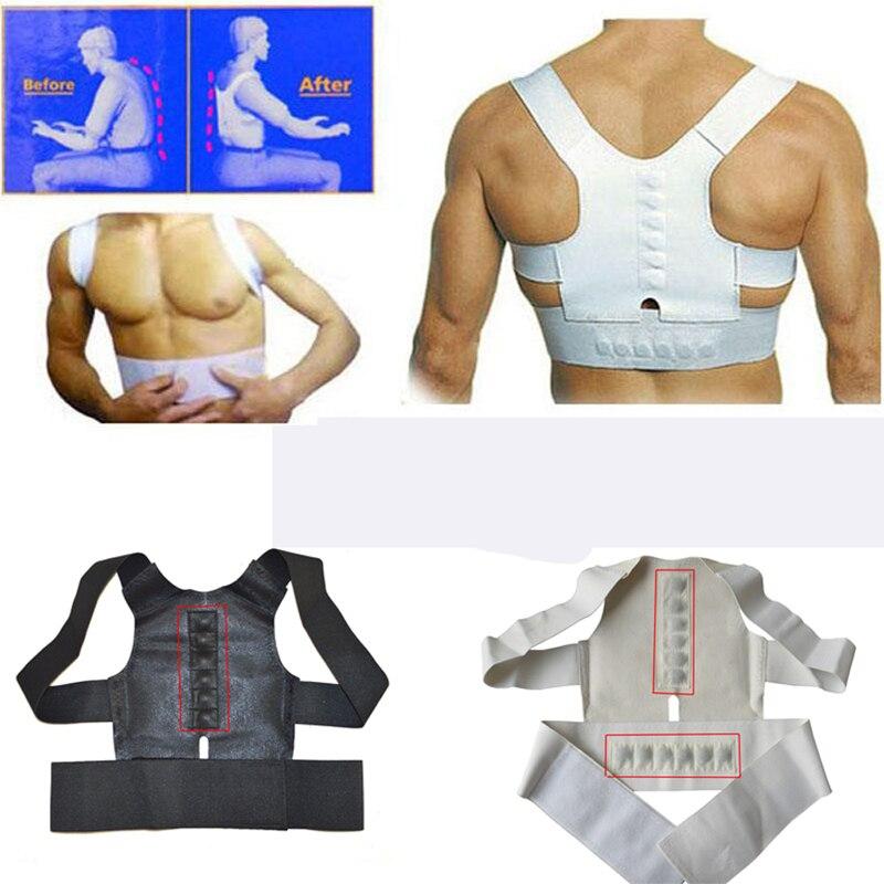 Elastic Adjustable Belt Back Brace Vest Shoulder Posture Corrector Support Belt Women Men Orthopedic Shoulder Corset Pain Relief