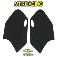 MTKRACING Motorcycle Protector Anti slip Tank Pad Sticker Gas For HONDA CBR650F CBR 650F Knee Grip Traction Side 3M Decal