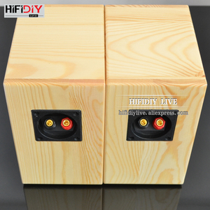 Image 3 - HIFIDIY LIVE 3 inch wood 15W*2 Passive 2.0 speakers HIFI Home/OFFICE desktop stereo audio Computer notebook speaker sound box A3