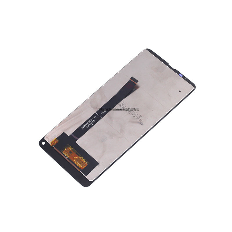 Image 3 - 100% original For VKworld S8 LCD display + touch screen digitizer component replacement for VKworld s8 LCD display repair parts-in Mobile Phone LCD Screens from Cellphones & Telecommunications