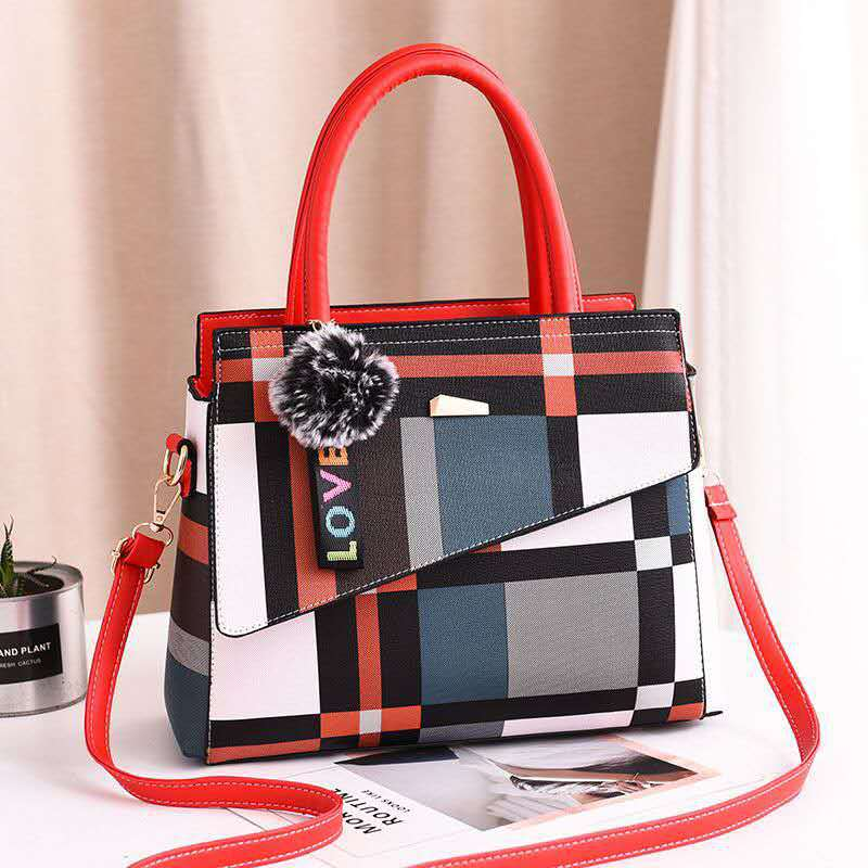 Women Bags Purse Messenger-Shoulder-Bag Top-Handle Luxury Pouch High-Quality Famous Ladies title=
