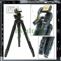 Pro Weifeng Fancier FT 6662A WF 6662A Travel Camera Foto Photo Tripod for DSLR Camera 6662A PT014