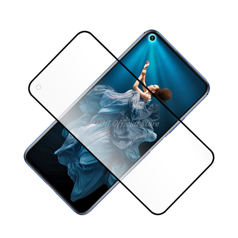 Image 3 - 2pcs/lot protective glass for huawei honor 20 Pro honor20 lite glass on honor view20 v20 20i 20lite tremp Safety glasses film-in Phone Screen Protectors from Cellphones & Telecommunications