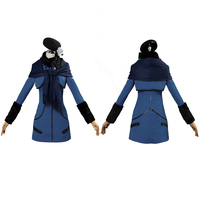 Fate Grand Order Cosplay Sima Yi Costume Dress Uniform Halloween Carnival Costumes