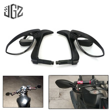 Side Mirrors For Yamaha Kawasaki Honda Street Bike