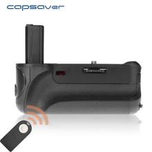 Capsaver Vertical Aperto Da Bateria para Sony A6300 Trabalho Profissional Multi-Suporte de Bateria com Controle Remoto de NP-FW50