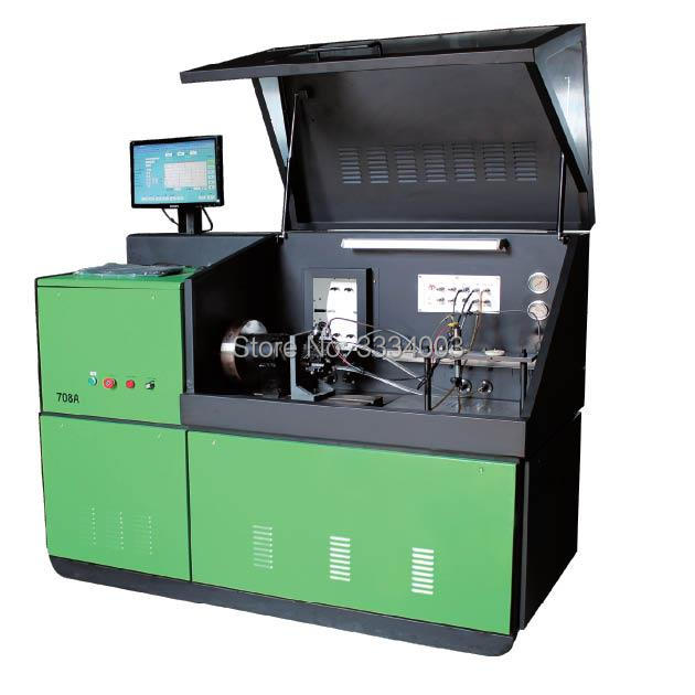 AM-CRS708 common rail test bench, can test common rail pump and injector, test piezo injector, CP1 CP2 CP3 PUMP