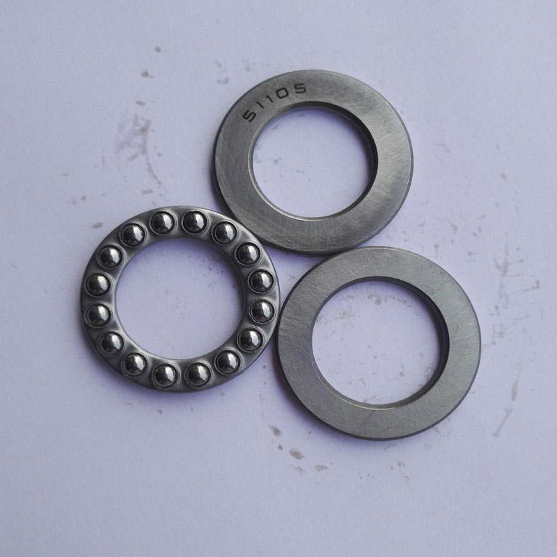 1 Piece Flat thrust ball bearing 51140 pressure bearing 8140 size: 200X250X37MM zokol bearing 51312 thrust ball bearing 8312 160 200 31mm