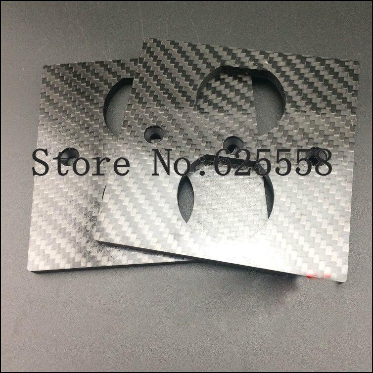 Hifi audio  Carbon fiber US Socket AC Power Duple Receptacle Cover Outlet Wall Plate Panel 8.5x8.5cm стоимость
