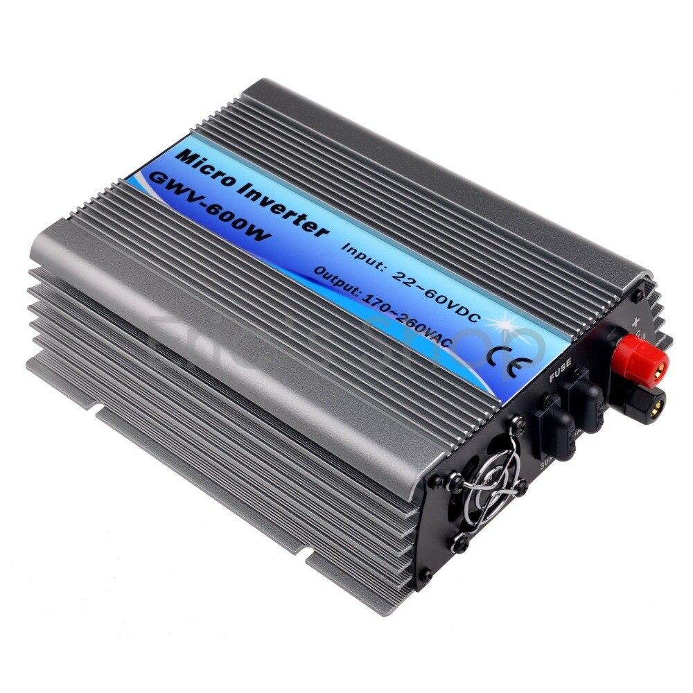 300W Grid Tie Inverter DC22V-60V to AC230V(190-260VAC) Pure Sine Wave Inverter 300W 50Hz/60Hz Auto Control CE DC to AC Inverter 400w grid tie inverter dc22v 60v to ac230v 190 260vac pure sine wave inverter 400w 50hz 60hz auto control ce dc to ac inverter