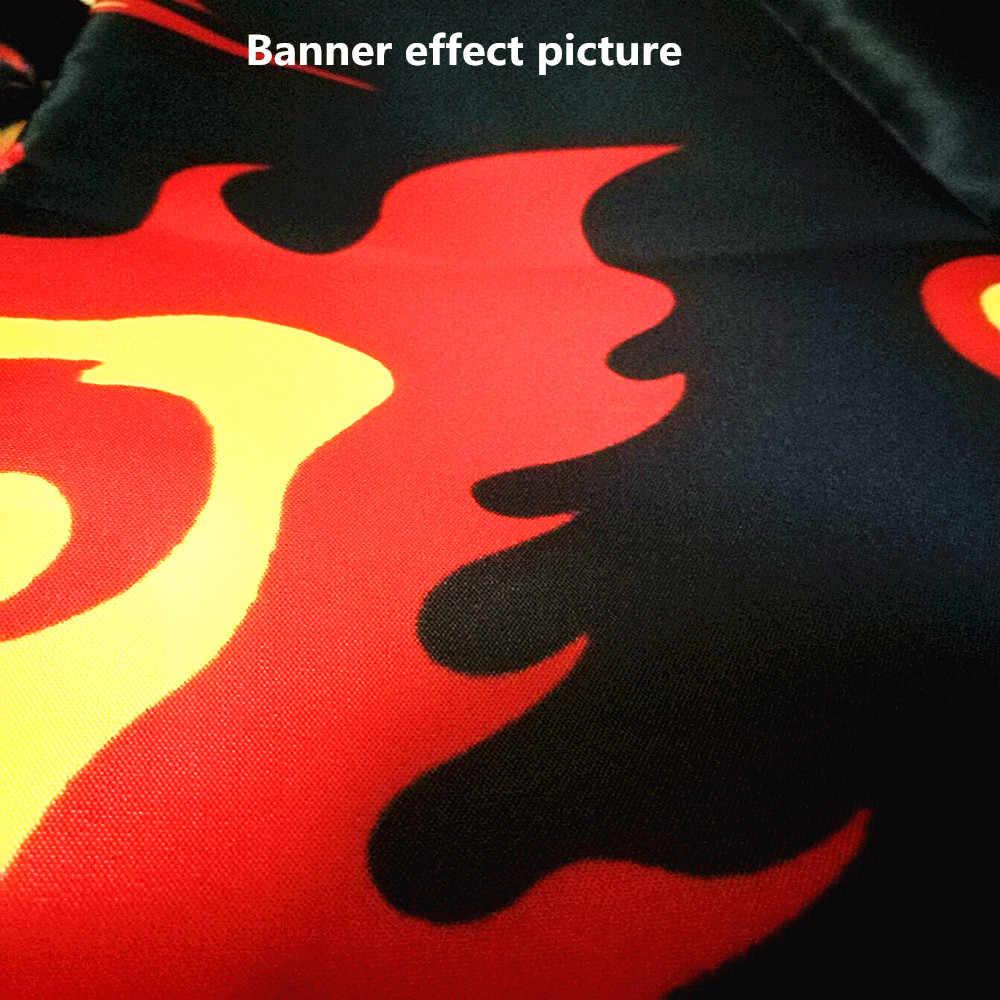 Потертый шик рок-музыка флаг Татуировка баннер HD винтажный плакат на стену стикер гобелен живопись Кафе-бар Спальня home decor