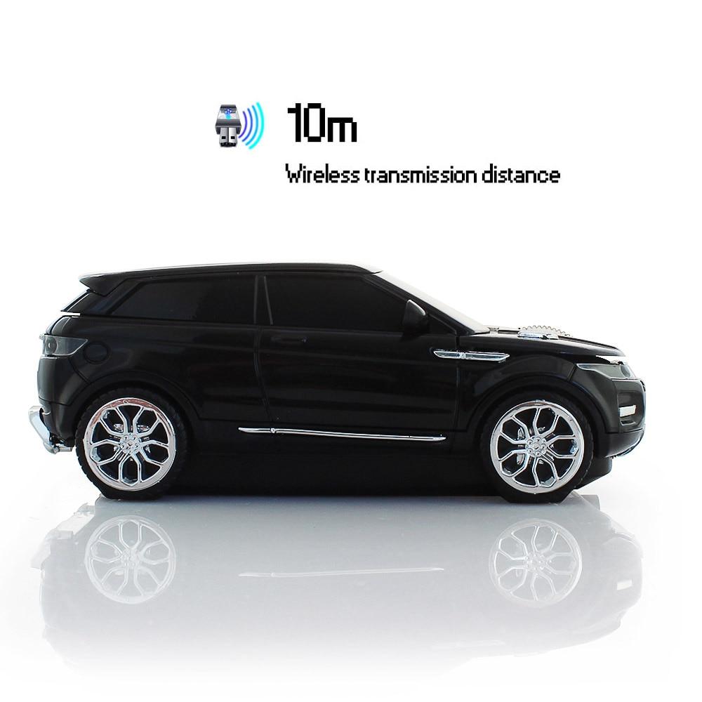 Անլար մուկ Վերջին SUV Fashion Super Sport Car Mouse - Համակարգչային արտաքին սարքեր - Լուսանկար 3