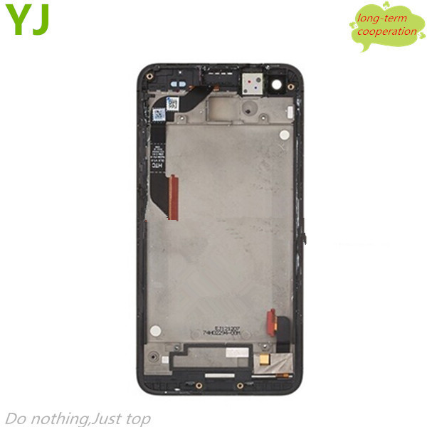 HK Free shipping Black LCD Screen and Digitizer Assembly for HTC Butterfly X920E (OEM) 100% gurantee