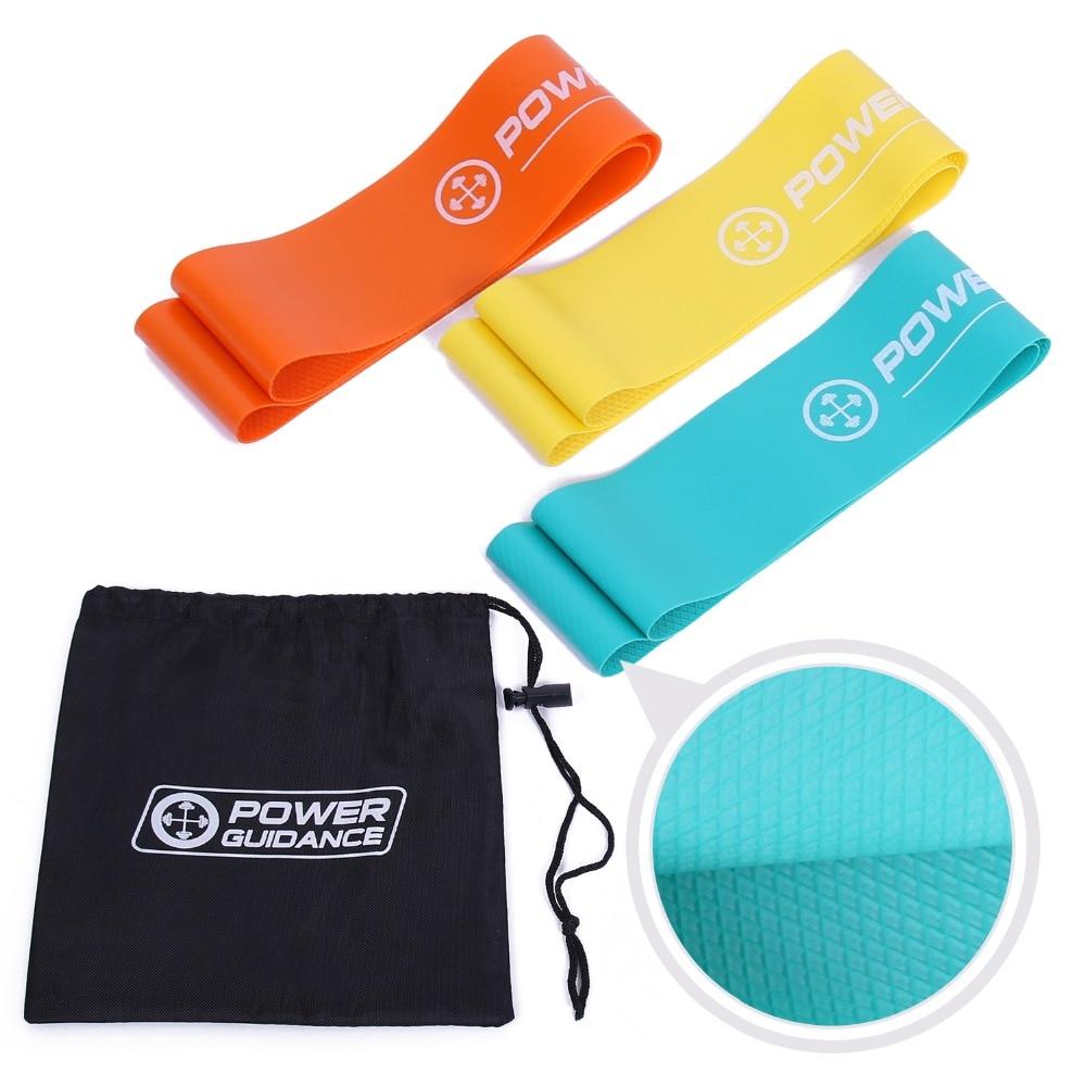 Procircle Exercise Bands Butt Glute Yoga Light Heavy-Loop Medium For Legs