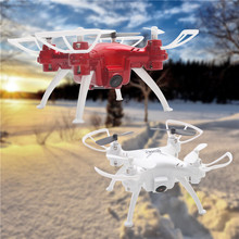 TK106HW 360Degree UAV RC Quadcopter Fixed Heights Drone Mini-plane Real-time Camera 4 Channels 2.4G VR Model RC Helicopters