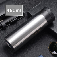 RASTA 450ml Stainless Steel Double Wall Insulated Thermos Cup Vacuum Flask Coffee Mug Travel Drink Bottle