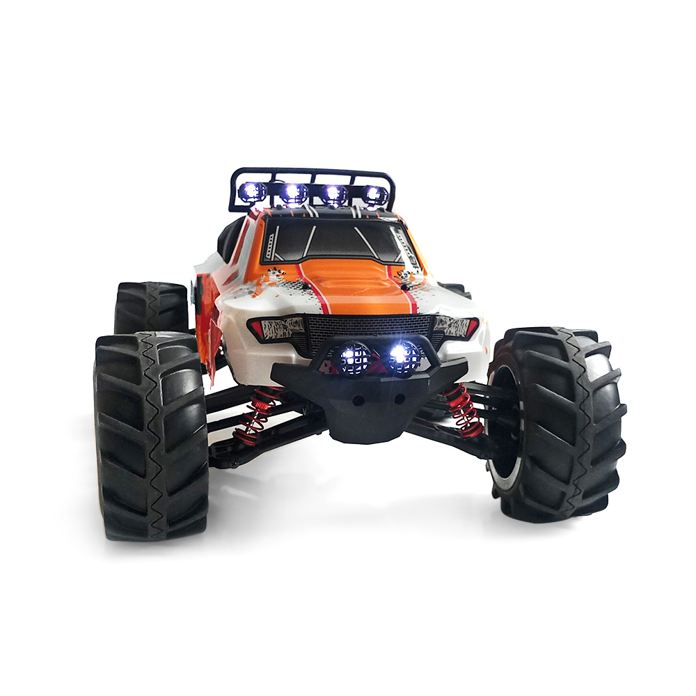 New FEIYUE FY12 1:12 RC Off-road Amphibious Speed Truck 30km/h / 2.4GHz 4-wheel Drive / 390 Strong Magnetic Carbon Brushed Motor original feiyue fy 01 390 brushed motor