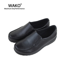 WAKO Professional Chef/Hospital Women Working Shoes  Anti-slip Woman Cook Shoes Black Shoes Oil Reststant 35-40