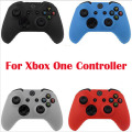 4Colors Silicone Soft Gamepad Joypad Cover Case For Microsoft Xbox One Controller Body Protector Skin Shell