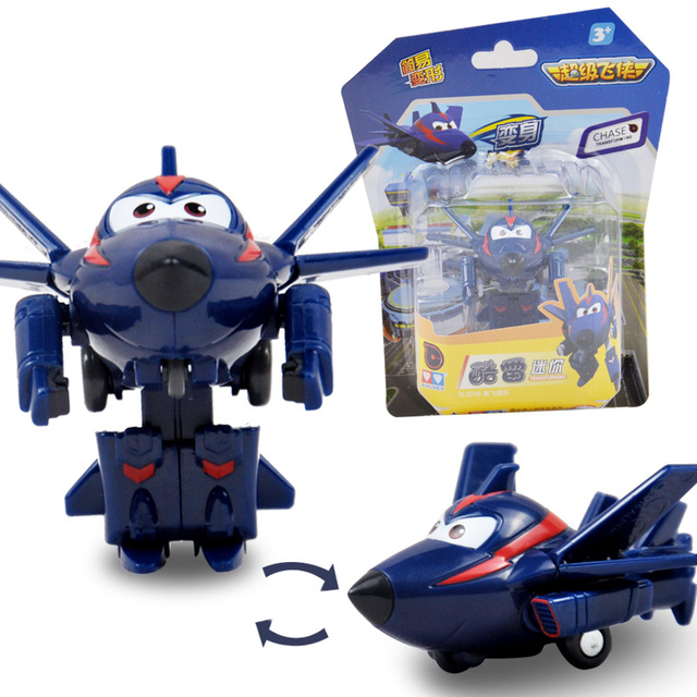Mini Super Wings Transformation Robots Planes collection