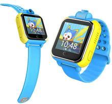 Q730 3g gprs gps locator tracker anti-verlorene smartwatch baby uhr mit kamera smart watch kinder armbanduhr für ios android
