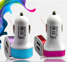CYM02 Quick Charge Care Four Car Charger 2.0 3.0 Mobile Phone Car-charger adapter For Cellphone
