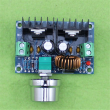 цена на DC-DC M401 buck module XL4016E1 high power DC voltage regulator 8A with voltage regulator