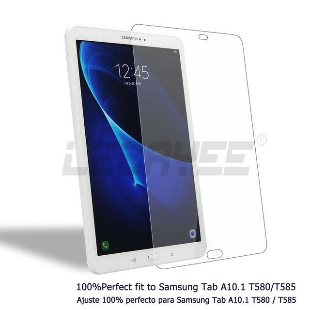 Закаленное Стекло для Samsung Galaxy Tab A 8 9,7 10,1 2016 T580 T585 T550 T280 T3550 Экран чехол планшет защитный Стекло с уровнем твердости 9 H HD