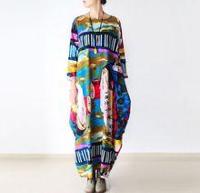 étnica longos de vestido
