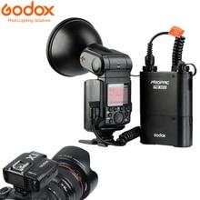 Godox Witstro AD360II-C TTL Powerful Speedlite Flash + PB960 Lithium Battery Black + X1C TTL Transmitter for Canon EOS Camera