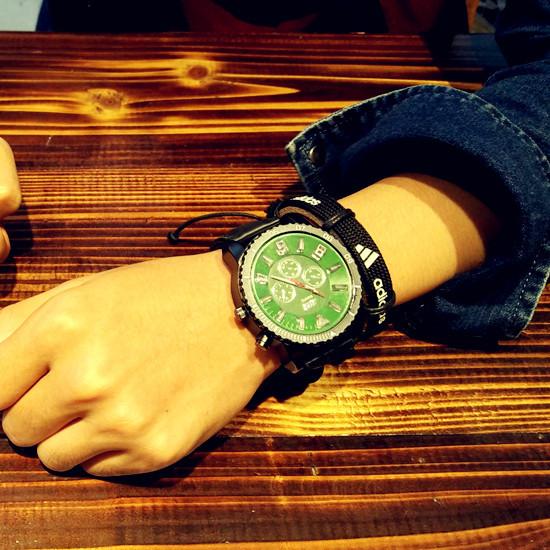 gold watch men
