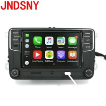 "JNDSNY RCD330 CarPlay APP Noname RCD330 Plus 6.5"" MIB Radio RCD330G for Golf 5 6 Jetta CC Tiguan Passat Polo 6RD035187B Carplay"