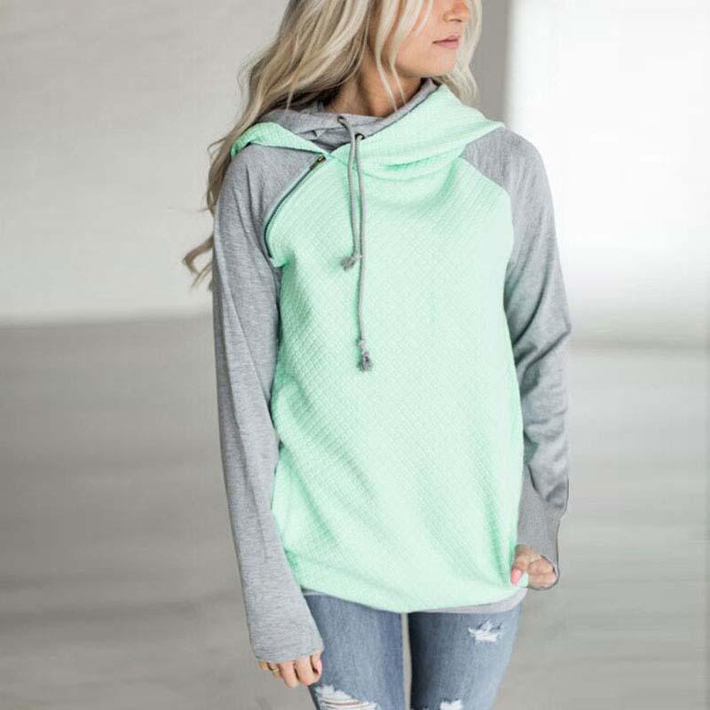Women's Autumn Hoodie Sweatshirt 14