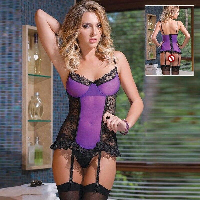Corset lingerie sexy