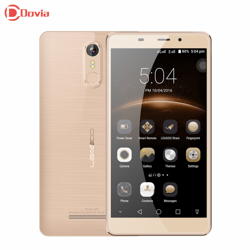 LEAGOO M8 5 7 inch 3G Smartphone MTK6580 Quad Core 2GB RAM 16GB ROM 8 0MP