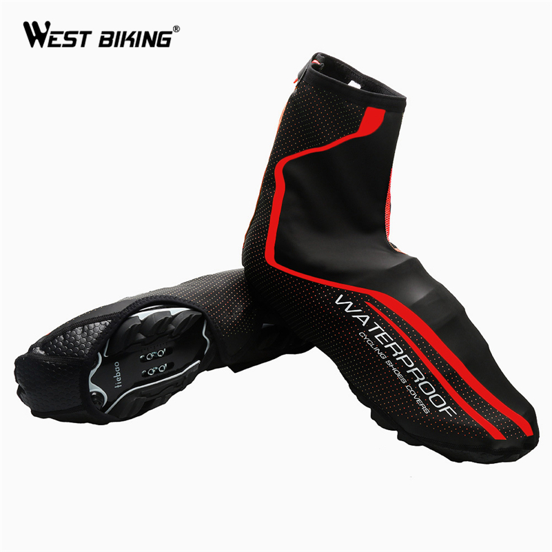 Cycling Shoe Cover Copriscarpe Ciclismo Waterproof MTB Road Bike Shoe Covers Overshoes Warm Boot Covers Sport Bicycle Shoe Cover