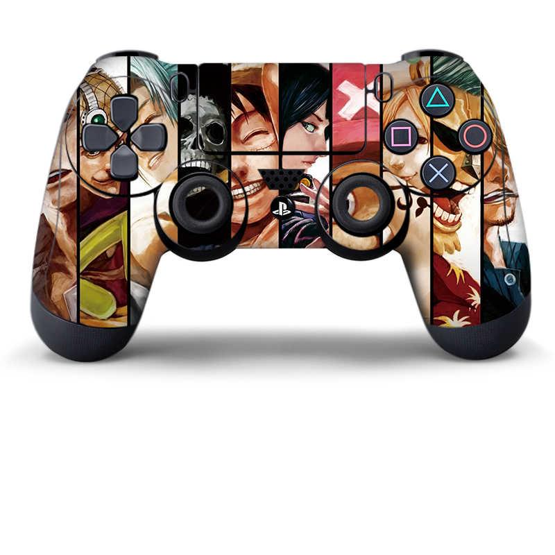 Autocollant de couverture de protection de grenouille de données pour la peau de contrôleur de PS4 pour des accessoires de décalque mince de Playstation 4 Pro 15 Styles