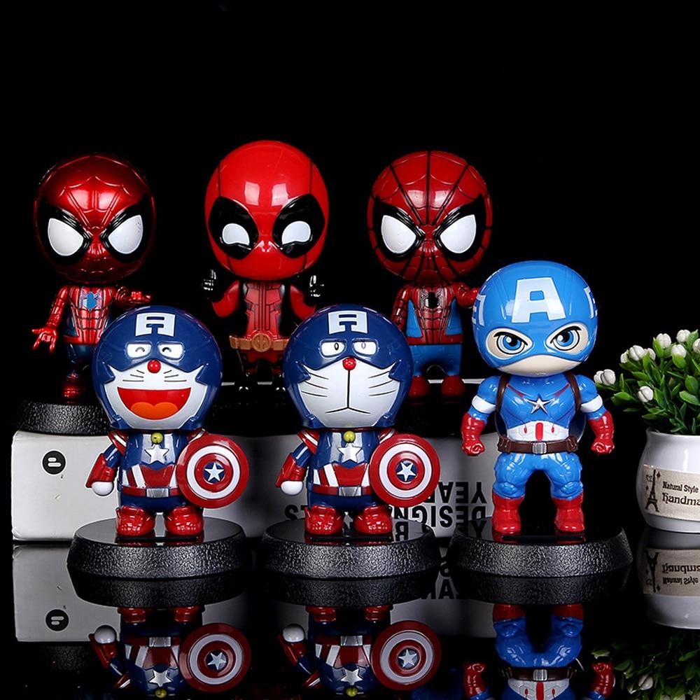 New Solar Powered Spiderman Decoration//Toy