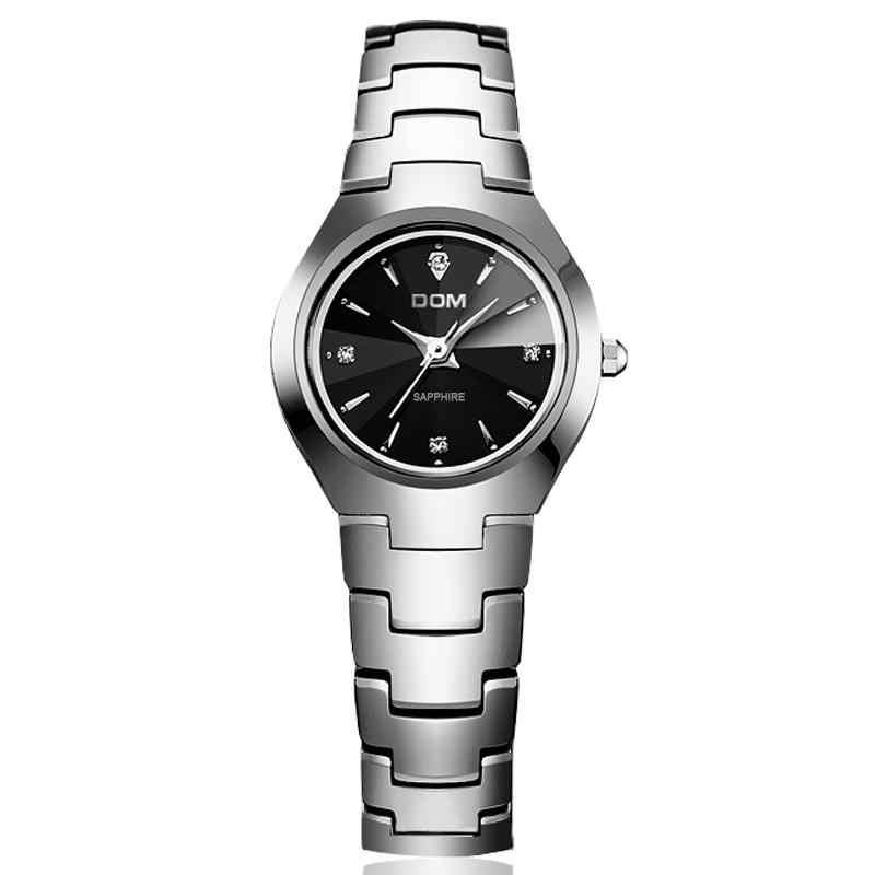 ... DOM 698 мужские часы лучший бренд класса люкс кварцевые модные часы  Вольфрамовая сталь водостойкие часы Montre ... 95ccc88fb57b5