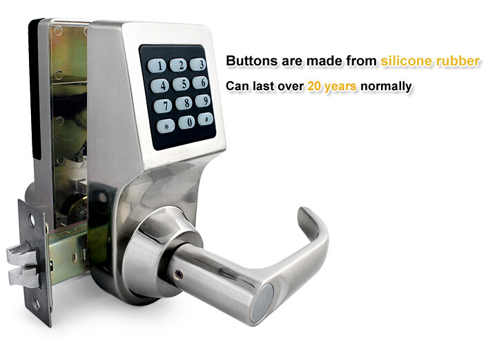 Smart Lock with Remote Control 6